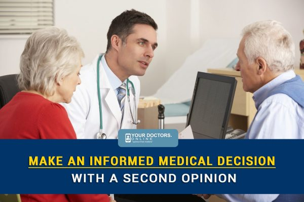 "getting second opinions from doctors essay ""before we start treatment, i'd like to get a second opinion  in the hospital, a  copy of the discharge summary that every doctor prepares when."