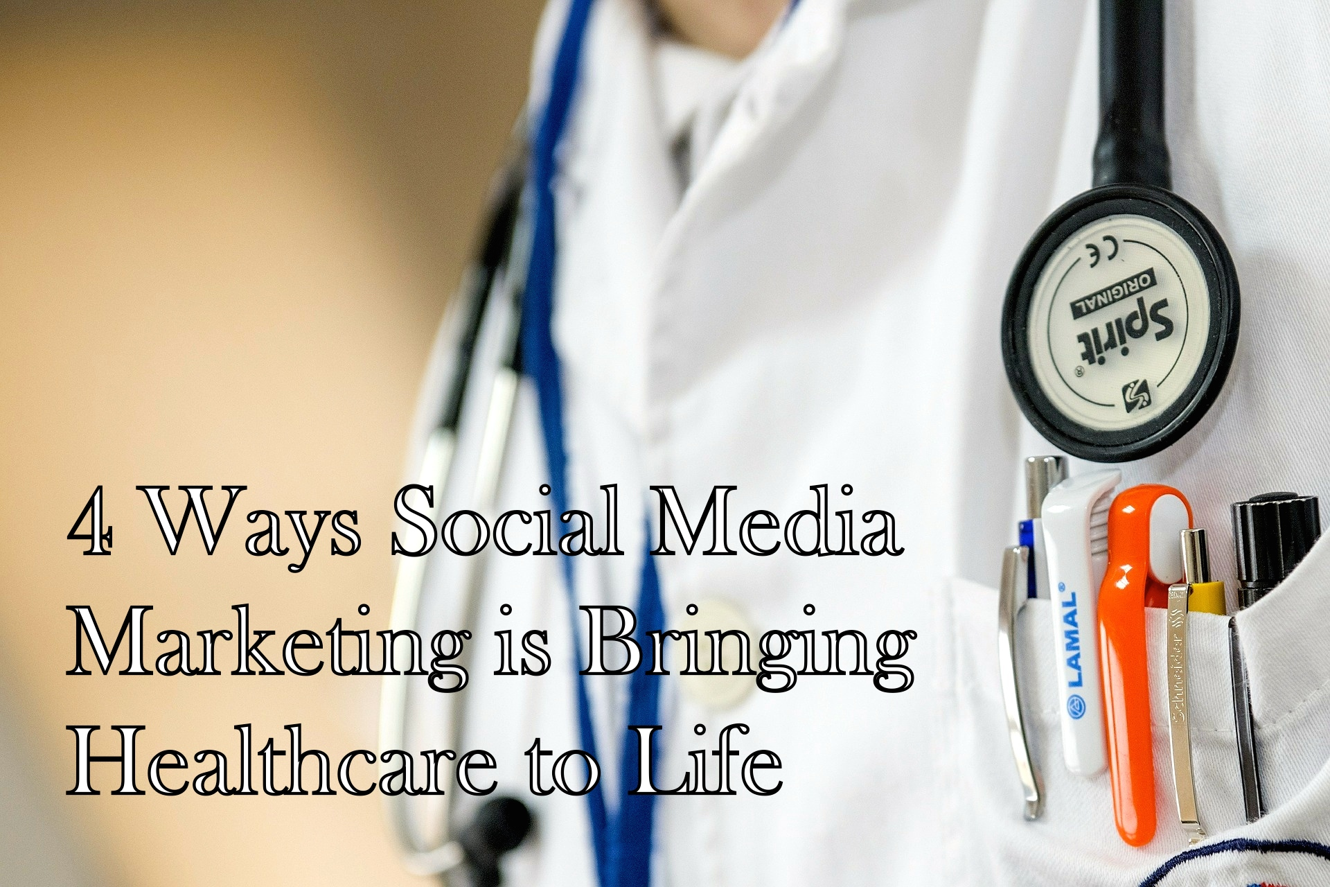 4 Ways Social Media and Content Marketing Together is Bringing Healthcare to Life