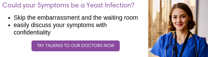 do you have yeast infection symptoms try your doctors online