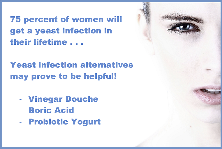 7 Mind-Boggling Yeast Infection Treatment Alternatives
