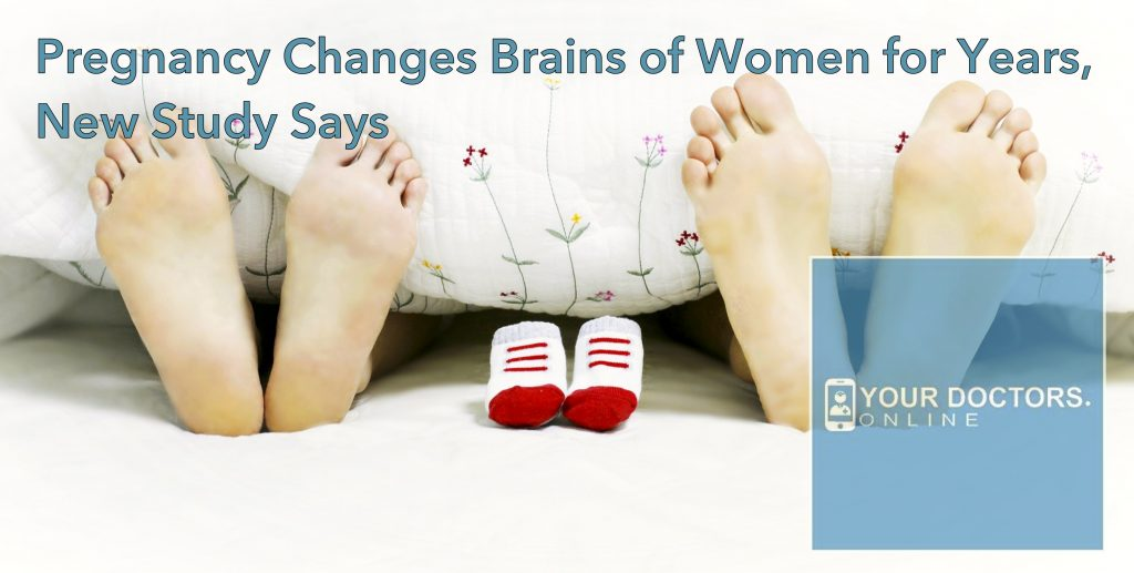 Pregnancy Changes Brains of Women for Years, New Study ...