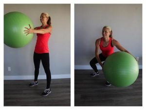 4 Exercise Ball Weight Loss Workout Plans to Battle Obesity