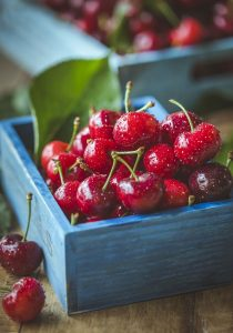 Tart Cherries for Better Sleep