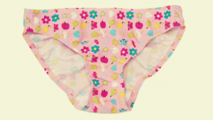 image of colorful underwear