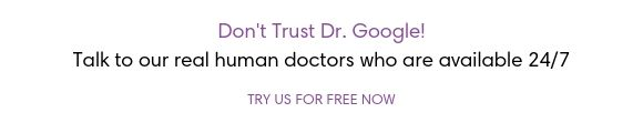 Talk to real doctors online