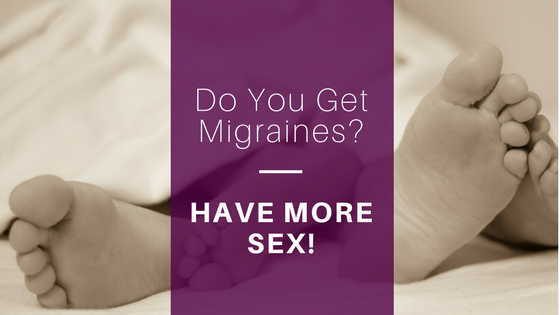 Does sex help with migraines