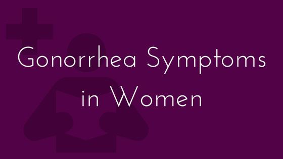 gonorrhea-std-symptoms
