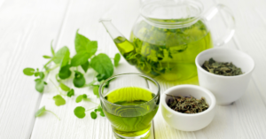 Drink green tea as a natural solution to PCOS symptoms