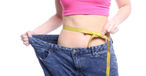 lose weight as a natural solution to PCOS symptoms