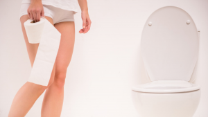 Empty your bladder to avoid a UTI