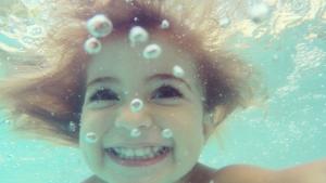 Swimming Skin