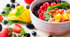 Adopt a whole food diet as a natural solution to PCOS symptoms