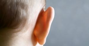 swollen lymph nodes behind the ear