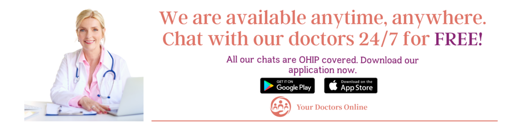 Talk to real north American Doctors online