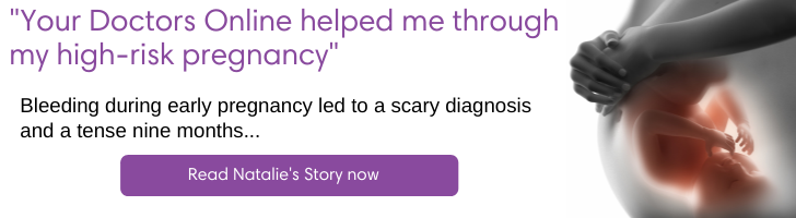 Your doctors online helped me through my high risk pregnancy