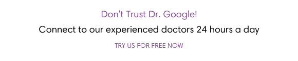 Talk to a doctor online
