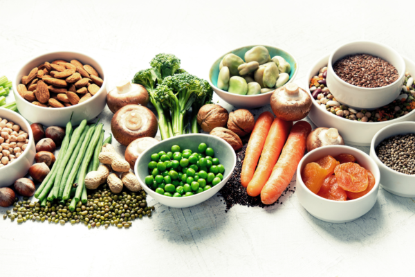 a plant-based diet supports a healthy immune system