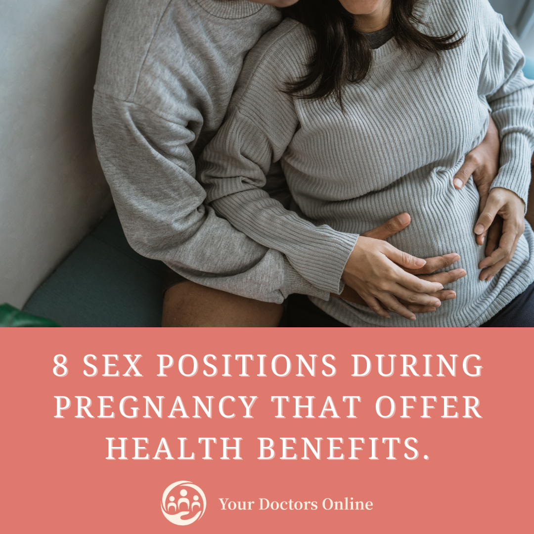 8 Sex Positions During Pregnancy That Offer Healthy Benefits.