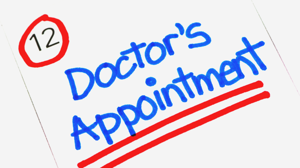 schedule appointments as soon as possible to avoid missed appointments