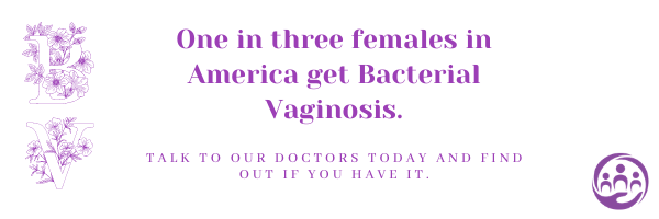Bacterial Vaginosis frequency in America.