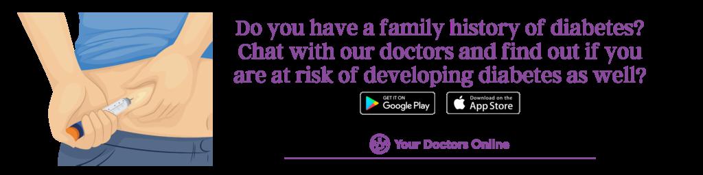 Diabetes doctor online