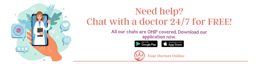 Online doctor chat