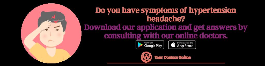 Online Hypertension Headache doctor