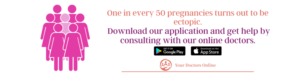 Ectopic pregnancy treatment online