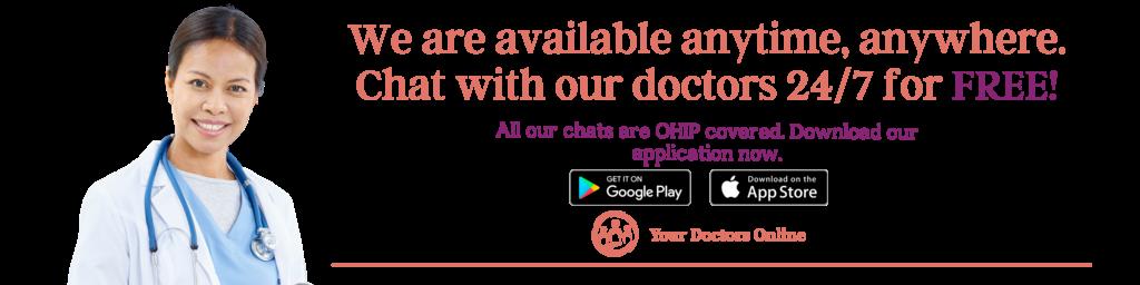 Online ENT doctor