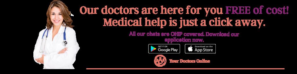 Free Online doctors